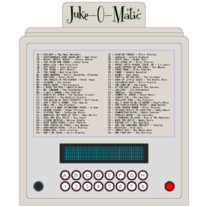 Dusty Diner's Juke-O-Matic