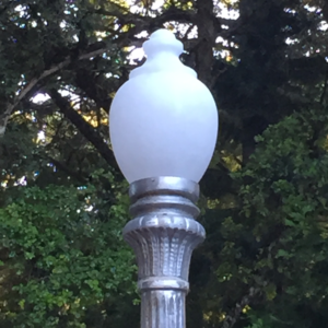 Bluster's Lamppost